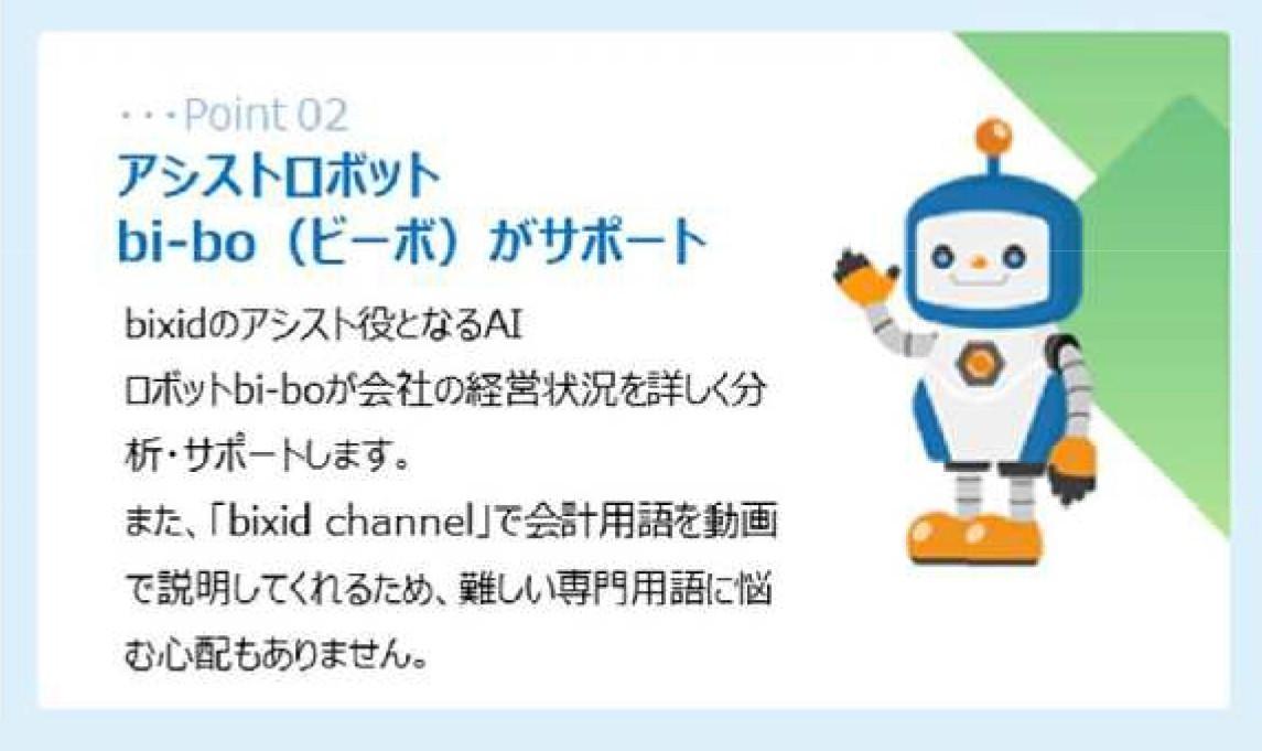 Web de 顧問/アシストロボットがサポート